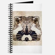 abstract racoon Journal