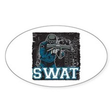 Police SWAT Team Member Decal