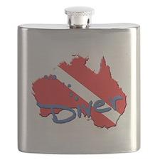 Aust Diver.png Flask