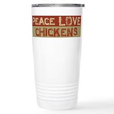 Cute Peace Travel Mug