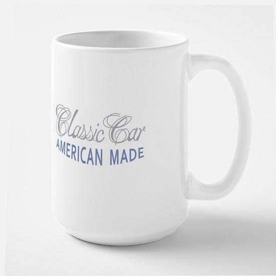 Classic Car American Made Mugs