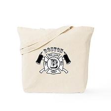 Unique Fire department Tote Bag