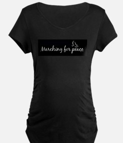 Marching for Peace T-Shirt