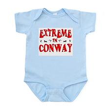Extreme Conway Infant Bodysuit
