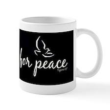 Marching for Peace Mug