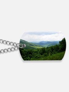 Smoky Mountains Dog Tags