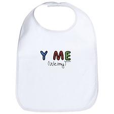 Y Me (Weimy) Bib