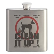 CLEAN_IT_UP! Flask