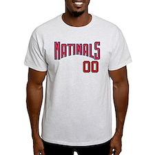 Unique Natinals T-Shirt