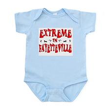 Extreme Fayetteville Infant Bodysuit