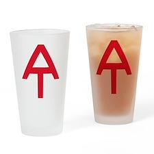 Appalachian Trail Drinking Glass