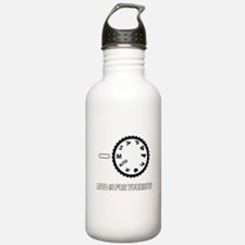 Auto is for tourists Water Bottle