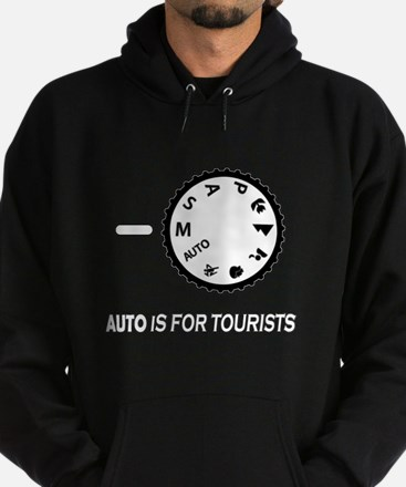 Auto is for tourists Hoodie