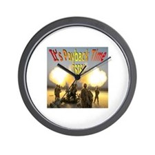 It's Payback Time ISIS! Wall Clock