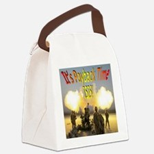 It's Payback Time ISIS! Canvas Lunch Bag
