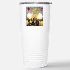 It's Payback Time ISIS! Travel Mug