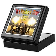 It's Payback Time ISIS! Keepsake Box