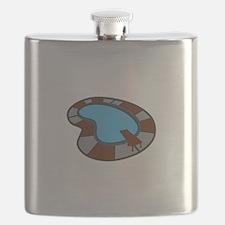 SWIMMING POOL Flask