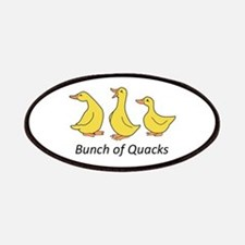 BUNCH OF QUACKS Patches