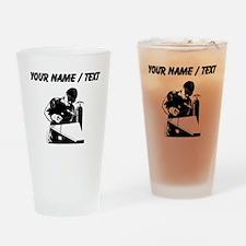 Welder (Custom) Drinking Glass