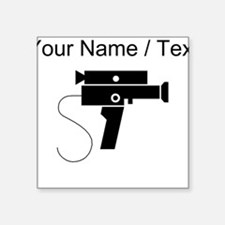 Camcorder (Custom) Sticker