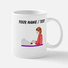 Typist (Custom) Mugs