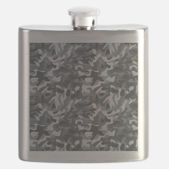 Urban Camo Flask