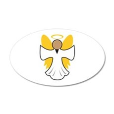 SMALL ANGEL Wall Decal
