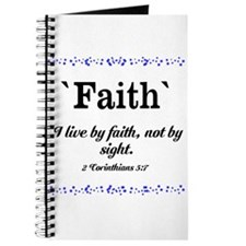 Faith Series - 2 Corinthians 5:7 Journal