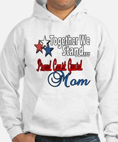 Coast Guard Mom Hoodie