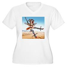 Danica Avia  T-Shirt
