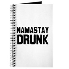 Namastay Drunk Journal