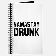 Namastay Drunk Journal