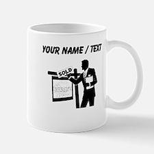 Real Estate Agent (Custom) Mugs