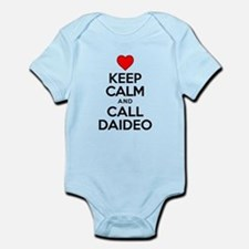 Keep Calm Call Daideo Body Suit