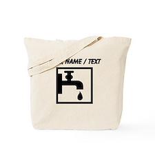 Plumbing (Custom) Tote Bag
