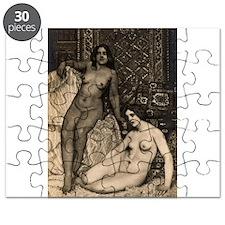 Classic nude art Puzzle