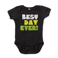 Cute Optimist Baby Bodysuit