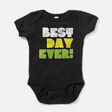 Cute Optimistic Baby Bodysuit