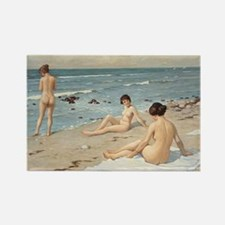 Classic nude art Magnets