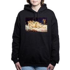 Classic nude art Women's Hooded Sweatshirt