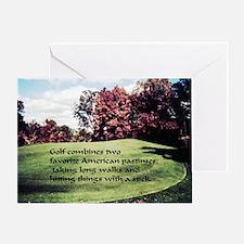 Favorite Pastime Greeting Card