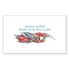 SOUTHERN BY GRACE OF GOD Decal