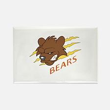 BEARS TEAM Magnets