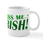 Kiss Me Irish Mug