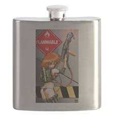 Cute Sexy Flask