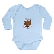 DADDYS BABY BEAR FAN Body Suit
