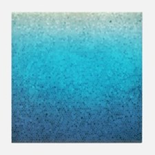 108872005 Sea Glass Tile Coaster