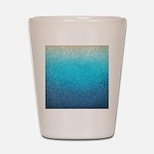 108872005 Sea Glass Shot Glass