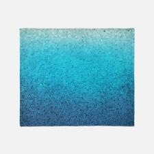 108872005 Sea Glass Throw Blanket